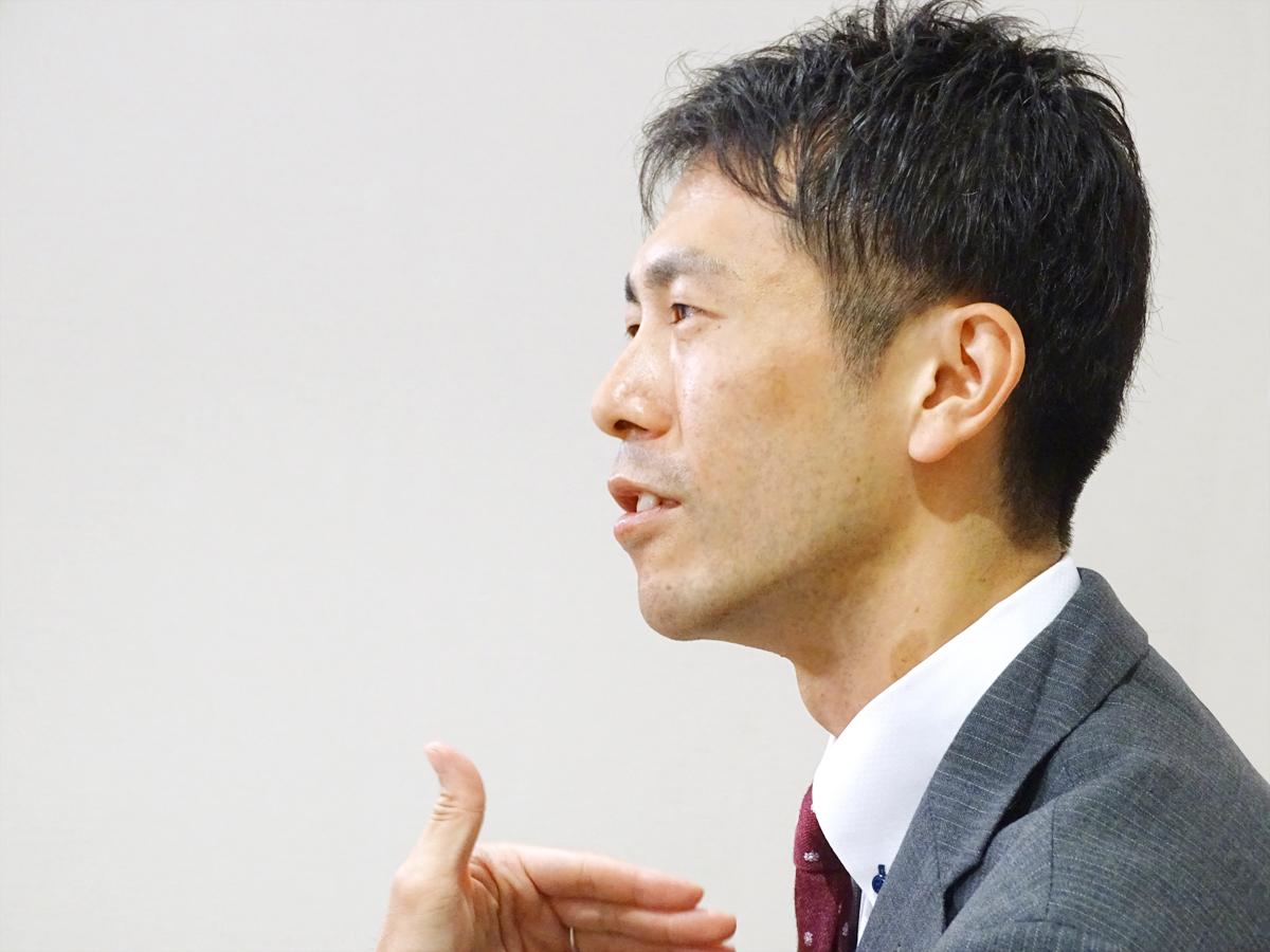 木村 雄士さんのシーカーズインタビュー風景