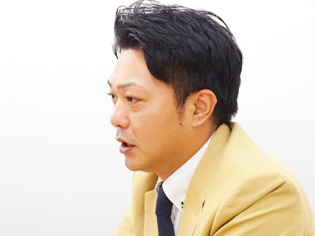 大野 優太さんのシーカーズインタビュー風景